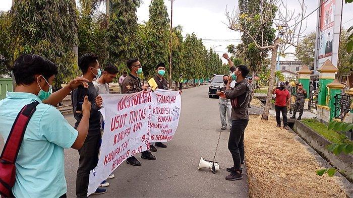 Amperga Bakal Kawal Kejari Bengkalis Usut Penyidikan Kasus Dugaan Korupsi Dana Hibah KONI Bengkalis