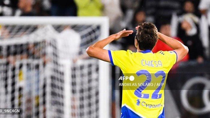 Aksi Memukau Chiesa bikin Juventus Tenang, Percaya Diri bisa Kalahkan Semua Lawannya