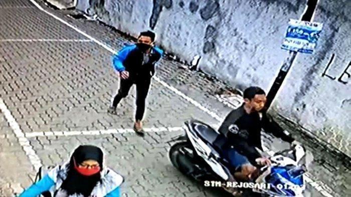 Dijambret Dua Preman di Semarang, Semoga Isi Tas si Guru Ngaji ini Bisa Buat Penjambret Taubat