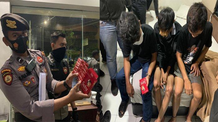 Polisi Sita Puluhan Kondom Ini dari ABG, Zinah Sudah Merebak di Pekanbaru