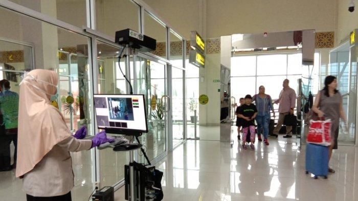 Antisipasi Cacar Monyet, Pengelola Bandara Pasang Thermal Scanner