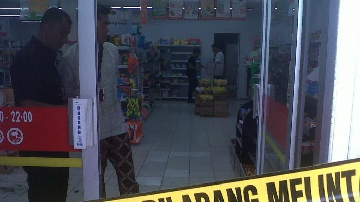 Maling Jebol Dinding, Kerugian Alfamart di Rohul Capai Rp 74 Juta, Ini Barang yang Dibawa Kabur