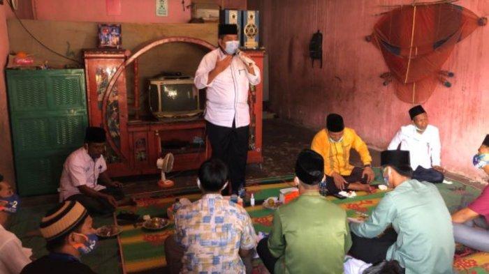 Kampanye di Rumah Ajo Jamil, Alfedri Bakal Bangun RSUD di Kandis