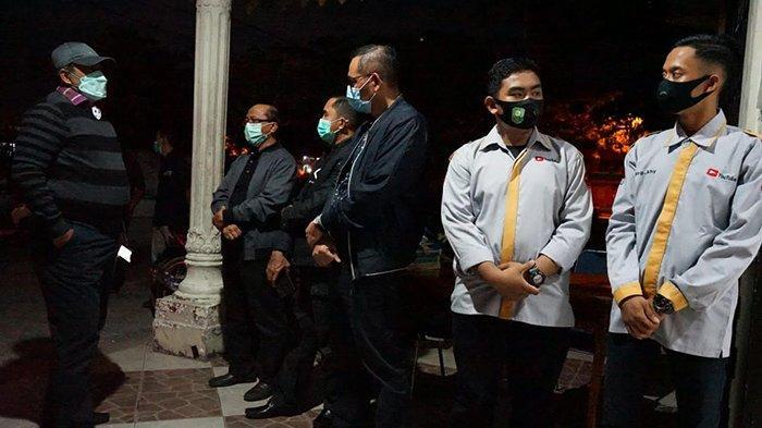 SESAT, Adu Kesaktian Dipicu Dendam, Film Lokal Menggema di Siak,Karya Navri Ditonton Bupati Alfedri