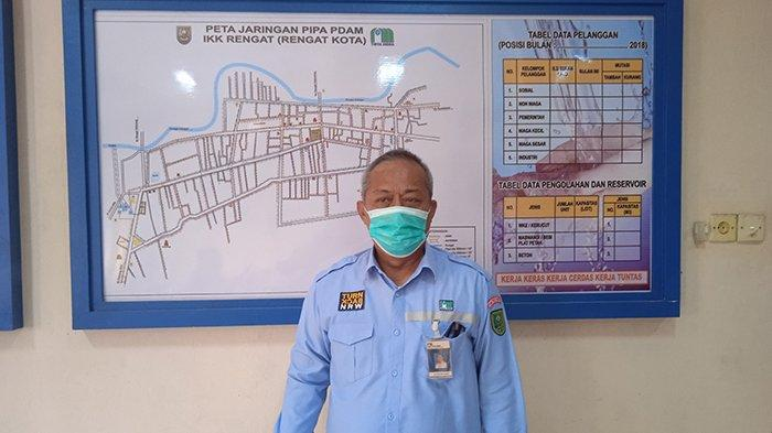 Modernisasi Pelayanan, PDAM Tirta Indra Inhu Riau Terapkan Pembayaran di Tempat