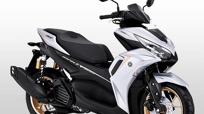 Yamaha Klaim All New Aerox 155 Connected, MAXi Sport Scooter Terbaik di Kelasnya
