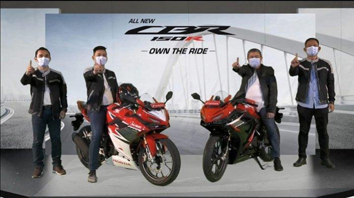 Honda All New CBR150R Meluncur di Riau,Mau Beli? Berikut Ini Harganya