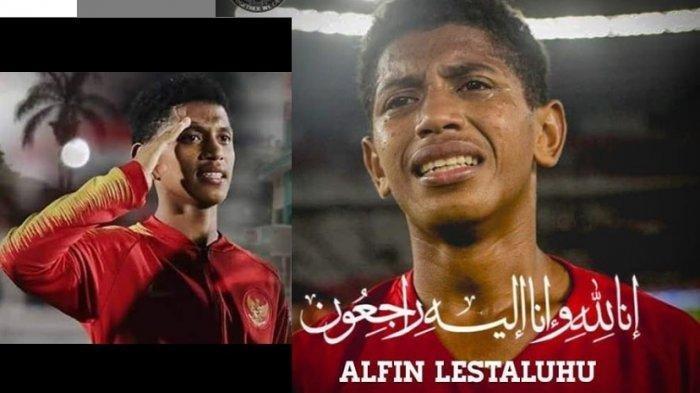 Kabar Duka, Alfin Lestaluhu, Pemain Timnas U16 Meninggal, Ini Penyebab Wafatnya