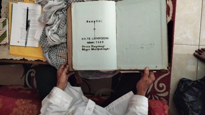 Kisah Alquran Usia 363 Tahun, Sempat Hilang di Laut, Tiba-tiba Muncul di Rumah, Ada di Majalengka
