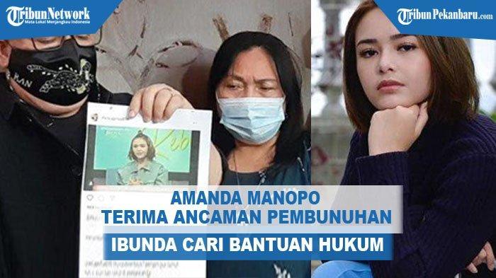 Mental Amanda Manopo Drop karena Ancaman Pembunuhan, Ini Dugaan Sementara Pelakunya