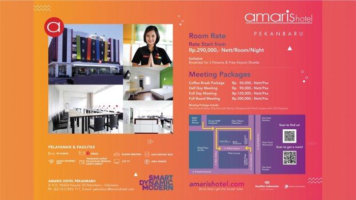 Amaris Hotel Pekanbaru Pilihan Tepat Smart Traveller