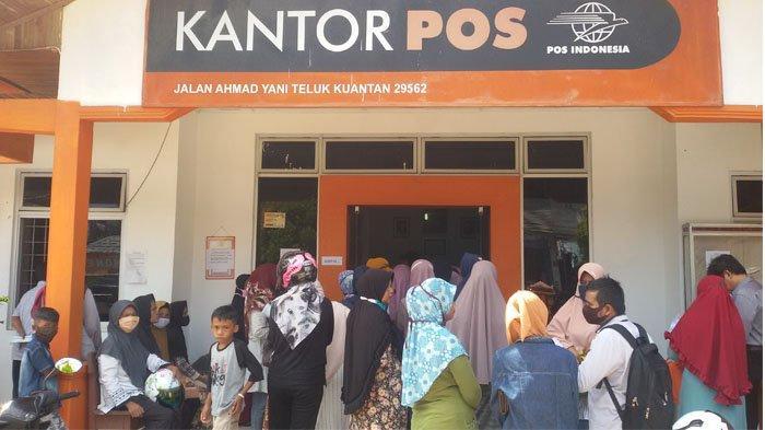 Sejak Ada BLT Covid-19, Terjadi Lonjakan Kepengurusan KK dan KTP di Kuansing Riau