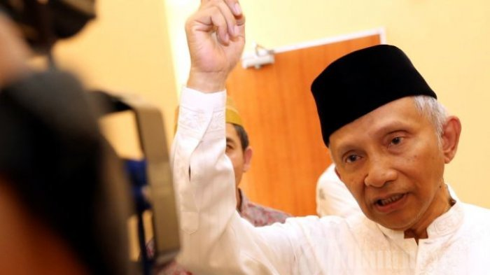 Amien Rais Sebut Rezim Jokowi sudah Berat, Minta Tidak Direcoki: Kasihan yang Nanti