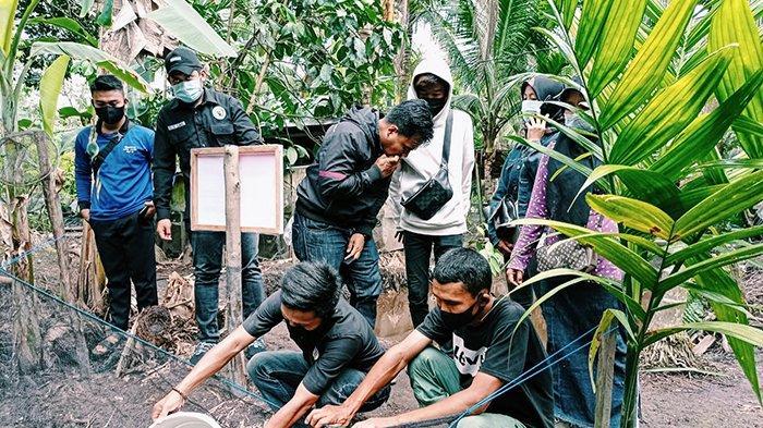 Kampung AMMI Inhil Siapkan Bibit Lele untuk Bantu Masyarakat di Masa Pandemi Covid-19