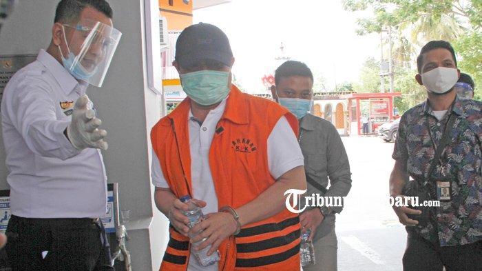 Amril Mukminin Divonis 6 Tahun Penjara, Ketua DPRD Bengkalis Doakan Bupati Non Aktif Tabah