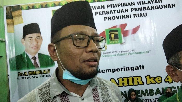 Anak Almarhum Mantan Bupati Kampar Maju Jadi Calon Ketua PPP Riau, Ini Alasannya