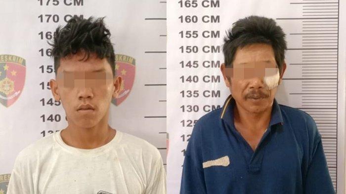 4 Pelaku Rampok Petani Kopi di ATM, 2 Tertangkap 2 Buron, Oalah yang Tertangkap Rupanya Anak Beranak
