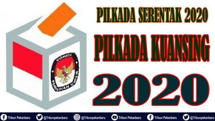Situs Hitung Cepat Pilkada Kuansing Down, KPU Kuansing : Sementara, Kita Manual Saja