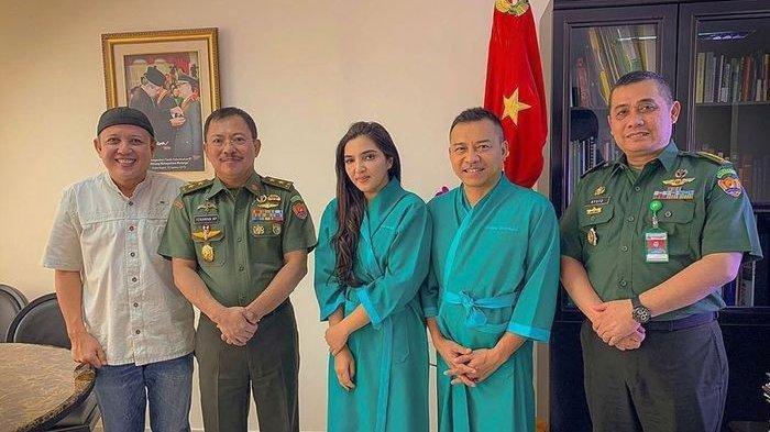 Pantesan Jadi Relawan Vaksin Nusantara, Anang & Ashanty Langganan Berobat ke Dokter Terawan