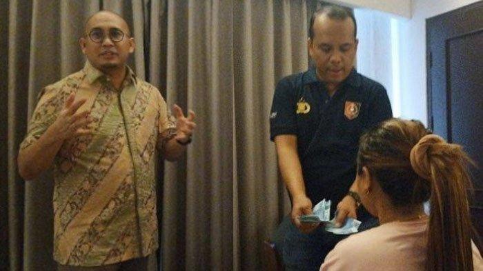 PSK yang Digerebek Andre Rosiade di Padang Dibebaskan dengan Jaminan