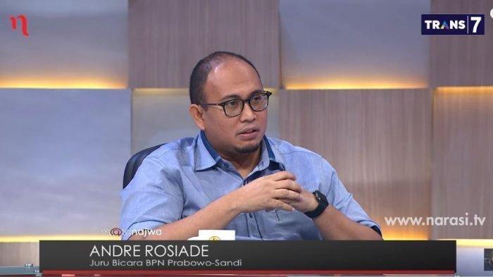 Andre Rosiade: Saksi KPU dan Tim Hukum Jokowi Bohong dalam Sidang Sengketa Pilpres 2019