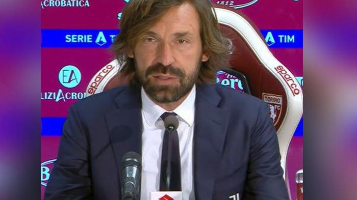 Buka-bukaan, Andrea Pirlo Ungkap Titik Kelemahan Juventus dalam Setiap Laga yang Dimainkan