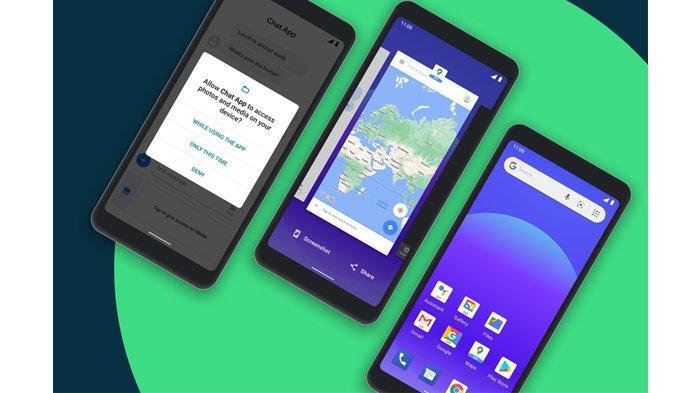 ENAM Fitur Baru Android yang Ditambahkan Google Dan Dapat Dijalankan di Berbagai Perangkat