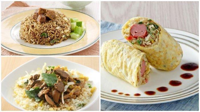 3 Resep Nasi Goreng Berikut Cara Membuatnya untuk Menu Sarapan Pagi Besok