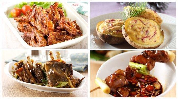 Hidangan Spesial Tahun Baru 2021, Resep Iga Kambing Lada Hitam hingga Sate Ayam Bumbu Jepang