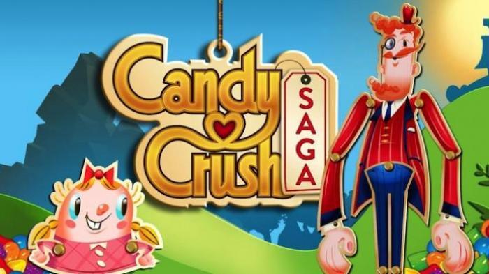 Pernah Main Game Candy Crush, Level Berapa? Bapak Ini Raih Rangking 2 Dunia Loh, Legend!