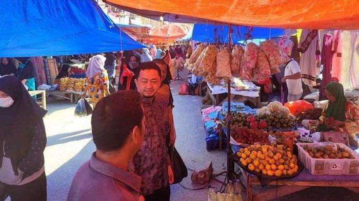 Anggota DPR RI Asal Riau Tanpa Masker di Masuk Pasar Kampa, Pengakuannya Bikin Dongkol