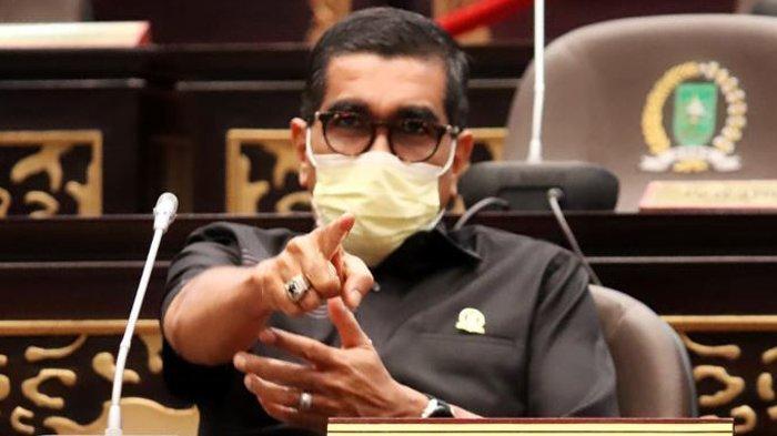 Anggota DPRD Riau Sebut Kasus Covid-19 di Riau Tidak akan Berakhir, Ini Solusinya