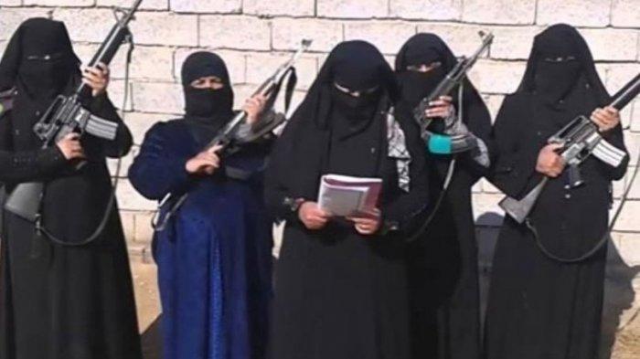 'Saya Lebih Baik Mati, Benar, Saya Lebih Baik Mati Daripada Bergabung bersama ISIS'
