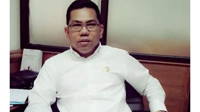 Anggota Komisi C DPRD Riau, Husaimi Hamidi
