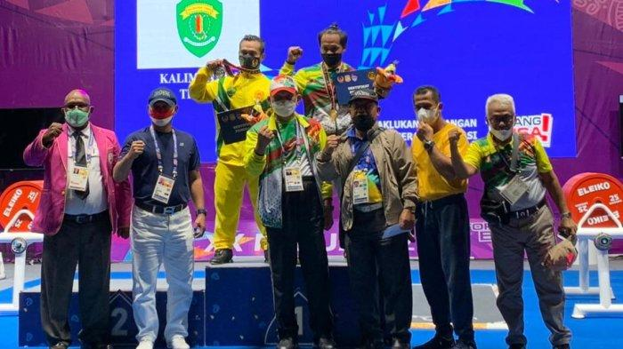 Atlet Angkat Berat Riau Syaifahmi Sudah Yakin Raih Emas di PON Papua, Dilatih Keras Pelatih