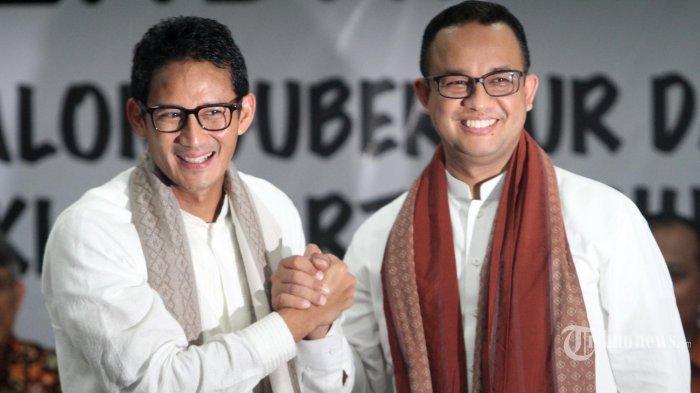 Sandiaga Uno Pastikan Tak Terima Dana Dari Pengembang Untuk Kampanye