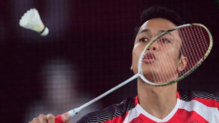 Trik Anthony Ginting Seolah Terbaca oleh Chen Long, Pemain yang Sangat Fokus