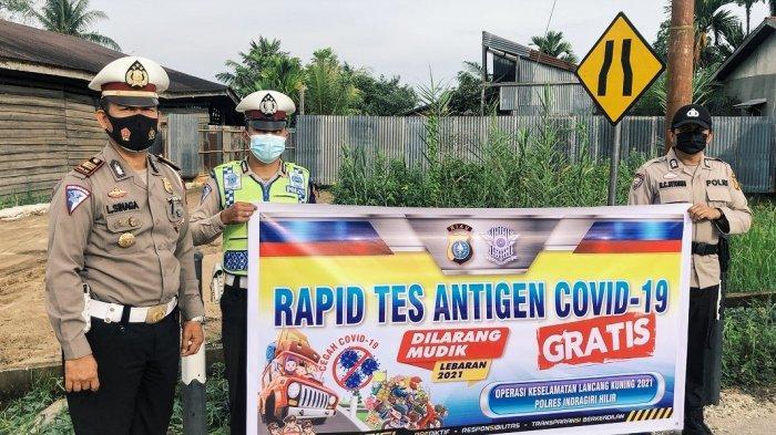Antisipasi Pemudik Luar Riau, Tim Gabungan Satgas Covid-19 Inhil Akan Berjaga di Perbatasan Jambi