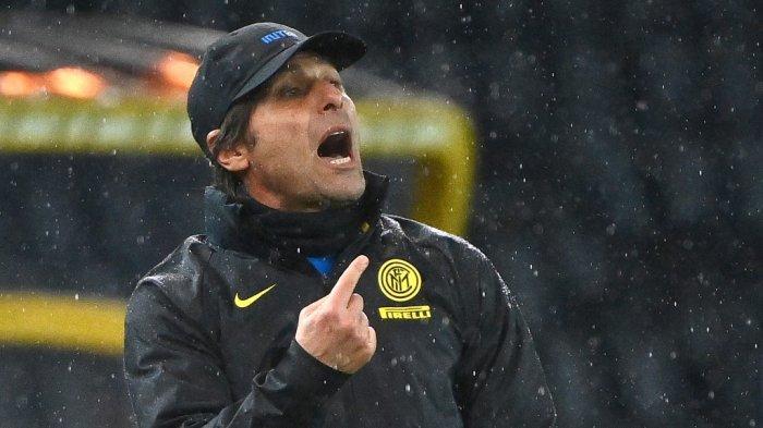 Bawa Inter Rengkuh Scudetto Setelah Puasa 11 Tahun, Antonio Conte Malah Dihargai Murah I Nerazzurri