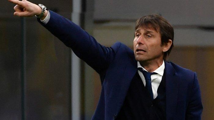 Inter Milan Patut Waspada AC Milan Bisa Rebut Scudetto Liga Italia Musim Ini, Conte Hitung Sisa Laga