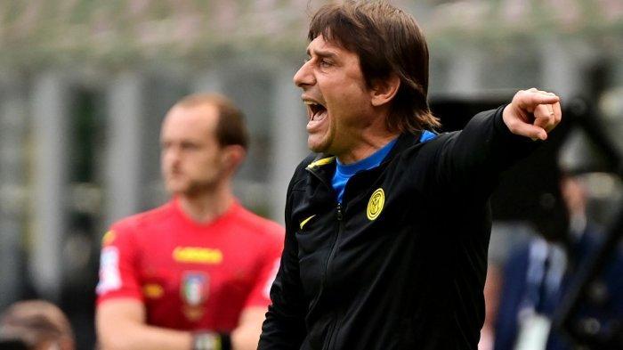 Sukses Bawa Inter Milan Scudetto, Antonio Conte Menjalin Komunikasi dengan Klub Liga Inggris