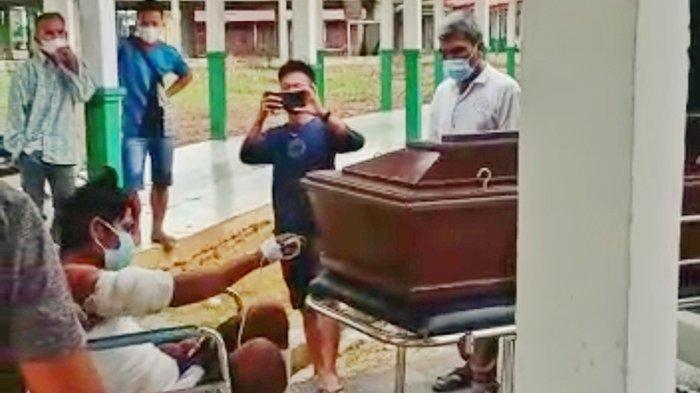 Ini Hasil Autopsi Jenazah Istri yang Dituding Punya Guna-guna, 9 Orang Keroyok Pasutri di Pelalawan