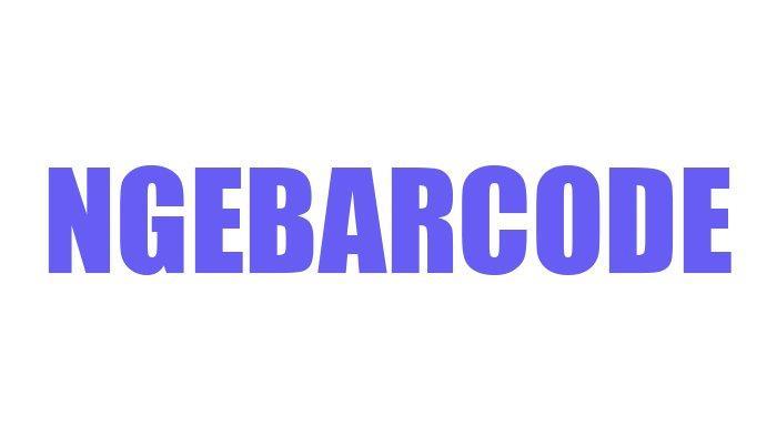 Cek Arti Barcode atau Ngebarcode Dalam Bahasa Gaul