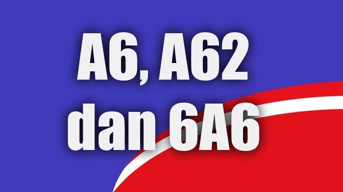 Kode Angka yang Viral di Medsos: Arti A6, A62 dan 6A6 dalam Bahasa Gaul