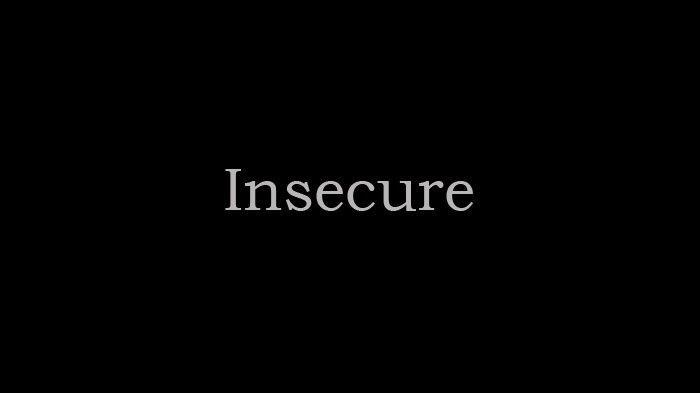 Insecure Apa Artinya atau Arti Insecure Dalam Bahasa Gaul, Cek Disini!