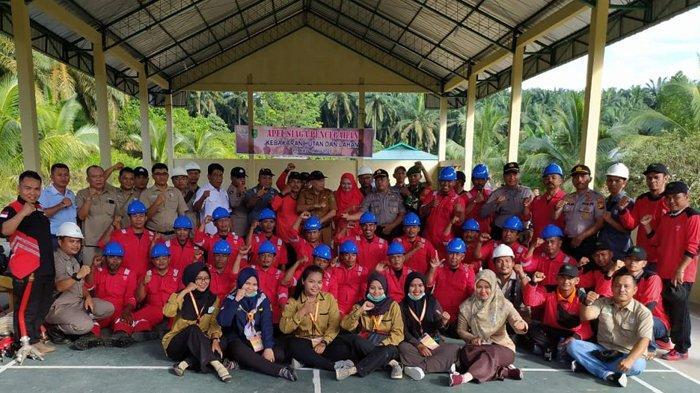Ajak Masyarakat Antisipasi Karlahut, PT Rigunas Bentuk MPA di Peranap Riau