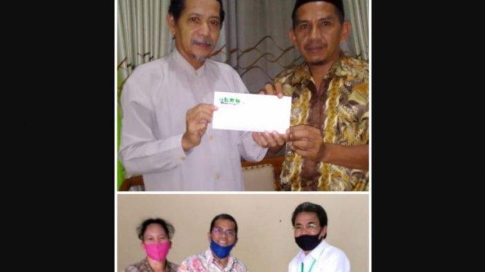 APHI Komda Riau Serahkan 1.003 Paket Sembako Secara Langsung ke Masyarkat