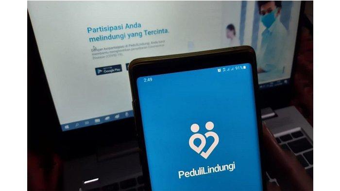 Aplikasi Peduli Lindungi Dinilai Beri Pengaruh Terhadap Pertumbuhan Ekonomi