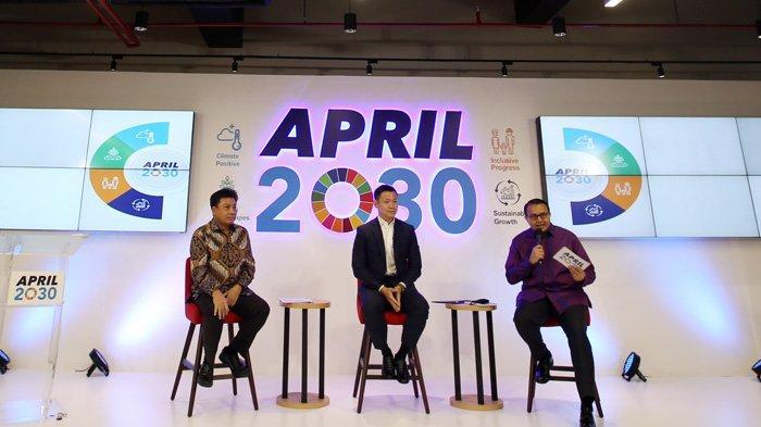 APRIL 2030 : Target Satu Dekade Grup APRIL Dibidang Keberlanjutan