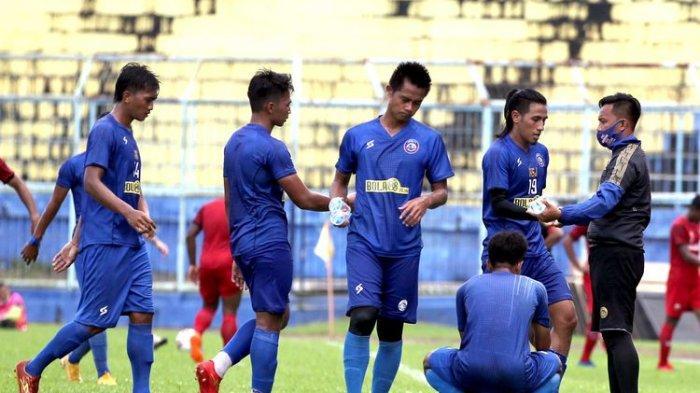 Siaran Langsung Arema FC vs Tira Persikabo, Live Piala Menpora 2021 di Indosiar